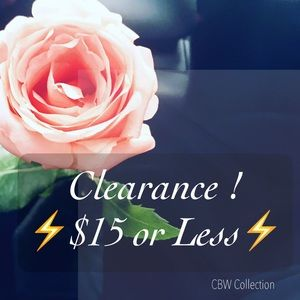 Other - ‼️Clearance Section = $15 or Less‼️